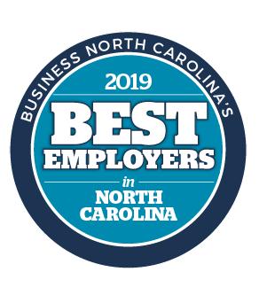 NC Best Employers 2019 Logo